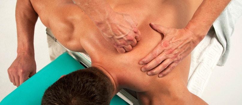 Лечебный массаж в Запорожье против болей в спине