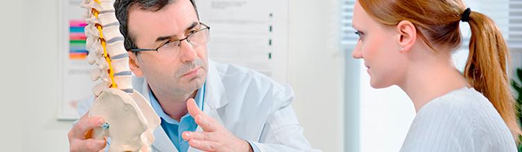Диагностика и лечение позвоночника в Мединвест Запорожье
